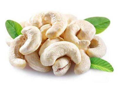 Prices for Cashews