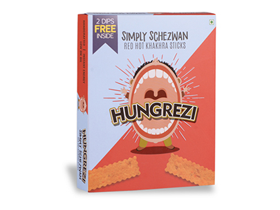 Buy Hungrezi Khakhra Sticks