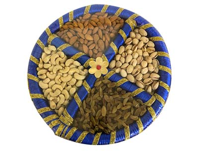 Decorative Dry Fruits Gift Pack