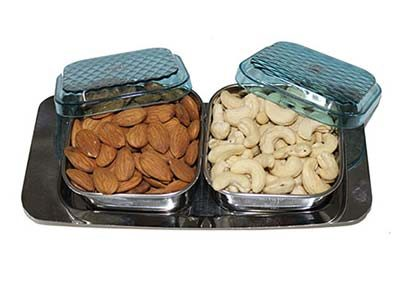 Dry fruit quare Box