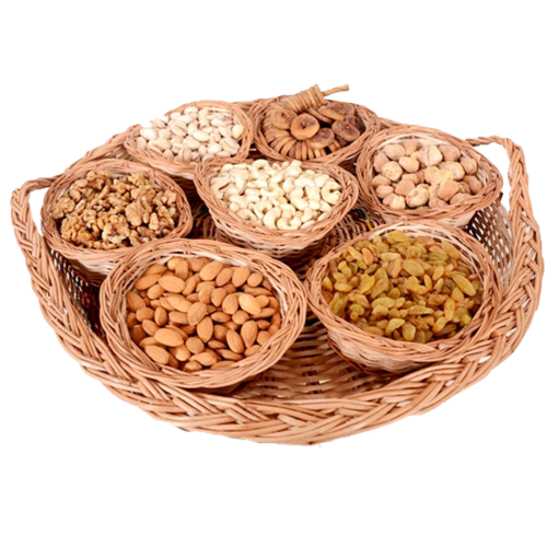 Online Dry Fruit, Nuts, Seeds & Healthy Snacks at Kumbhat