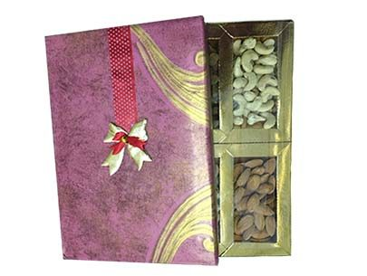 4-1 Gift Box Purple