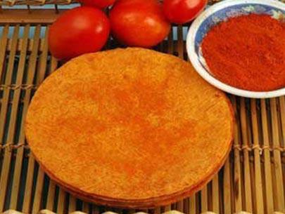 tomato khakhra