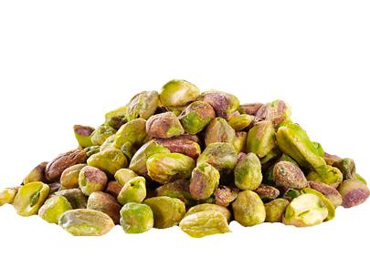 plain pistachio