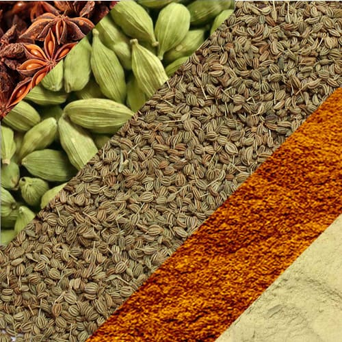 SPICES WHOLE & POWDER